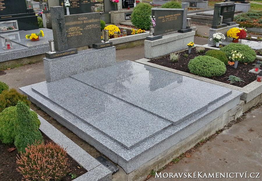 Žulová deska na hrob cena
